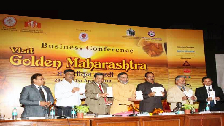 Visit Golden Maharashtra - Conference focused on Tourism