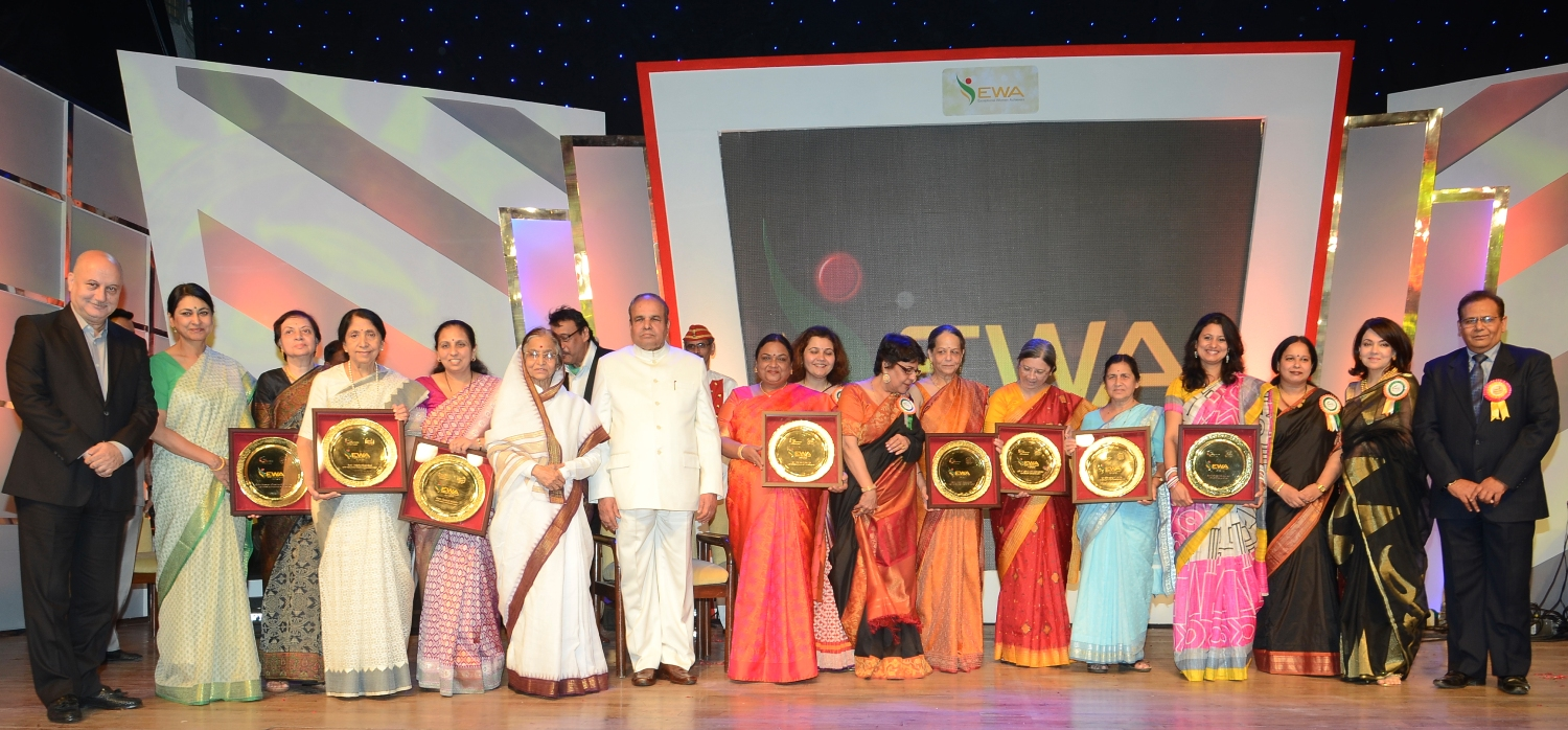 All the Awardee of EWA Award 2014